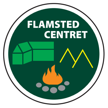 Flamsted Centret Logo